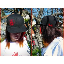 Casquette Snapback Logo rond